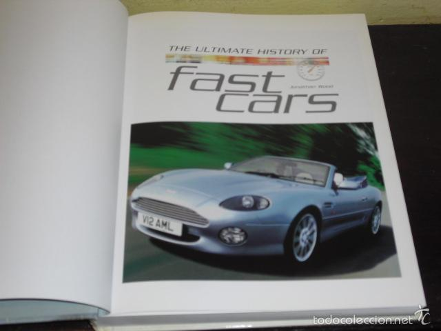 Coches y Motocicletas: THE ULTIMATE HISTORY OF FAST CARS - - Foto 2 - 57018048