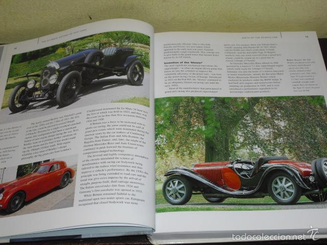 Coches y Motocicletas: THE ULTIMATE HISTORY OF FAST CARS - - Foto 3 - 57018048