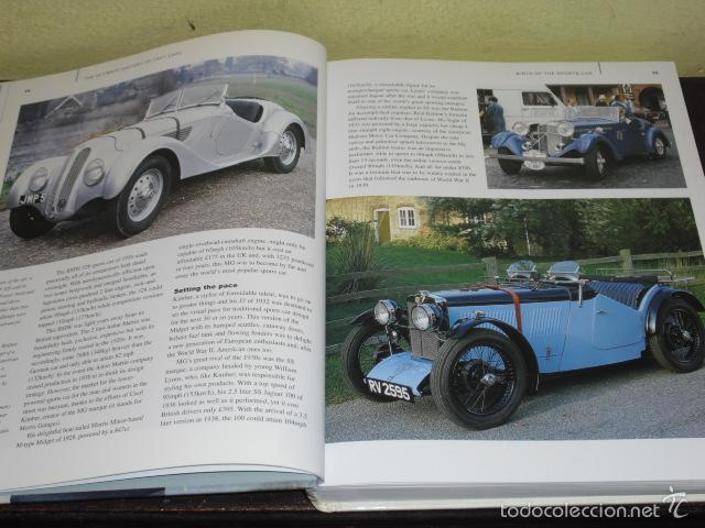 Coches y Motocicletas: THE ULTIMATE HISTORY OF FAST CARS - - Foto 4 - 57018048