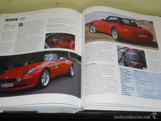 Coches y Motocicletas: THE ULTIMATE HISTORY OF FAST CARS - - Foto 10 - 57018048