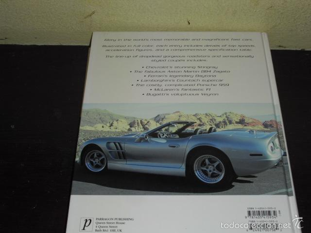 Coches y Motocicletas: THE ULTIMATE HISTORY OF FAST CARS - - Foto 11 - 57018048