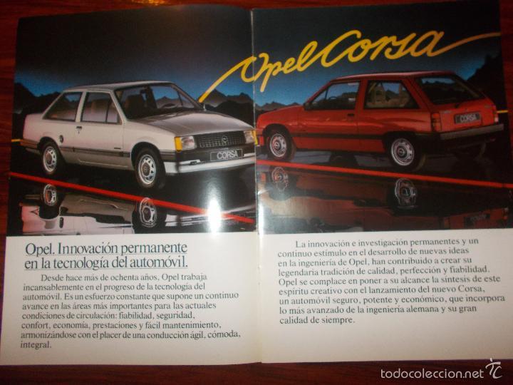 Coches y Motocicletas: Catalogo Corsa - Foto 3 - 57040742