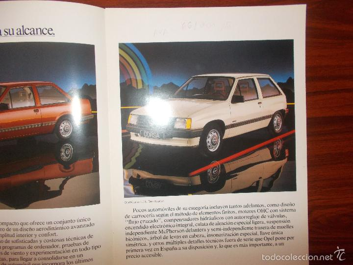 Coches y Motocicletas: Catalogo Corsa - Foto 5 - 57040742