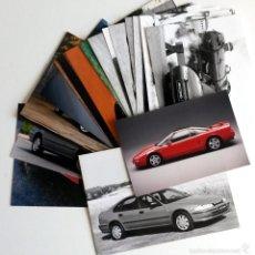 Coches y Motocicletas: LOTE FOTOS DE PRENSA OFICIALES -18 FOTOS HONDA.. Lote 57235711