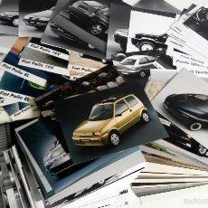 Coches y Motocicletas: LOTE FOTOS DE PRENSA OFICIALES - 125 FOTOS FIAT.. Lote 57236278