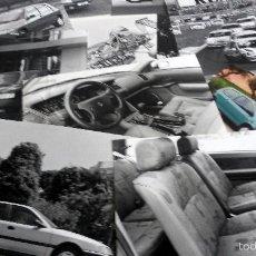 Coches y Motocicletas: LOTE FOTOS DE PRENSA OFICIALES - 12 FOTOS RENAULT.. Lote 57236707