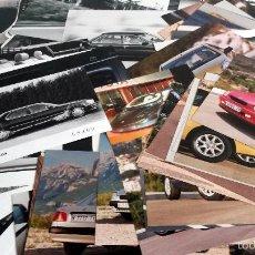 Coches y Motocicletas: LOTE FOTOS DE PRENSA OFICIALES -50 FOTOS TOYOTA & LEXUS.. Lote 57236826