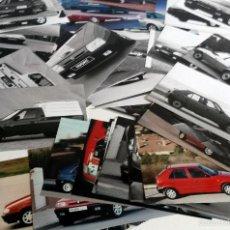 Coches y Motocicletas: LOTE FOTOS DE PRENSA OFICIALES -51 FOTOS SKODA.. Lote 57236877