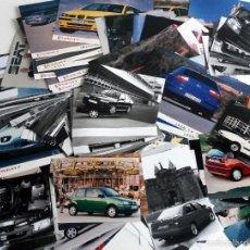 Coches y Motocicletas: LOTE FOTOS DE PRENSA OFICIALES - 142 FOTOS SEAT.. Lote 57236958