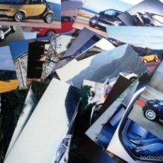 Coches y Motocicletas: LOTE FOTOS DE PRENSA OFICIALES - 29 FOTOS SMART.. Lote 57237138