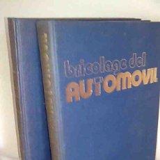 Coches y Motocicletas: BRICOLAJE DEL AUTOMOVIL 1970 PACO COSTAS. Lote 57259496