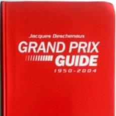 Coches y Motocicletas: GRAND PRIX GUIDE OFICIAL MALBORO.- 1950 - 2004.. Lote 57347811