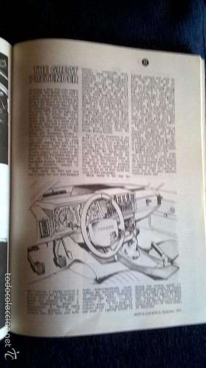 Coches y Motocicletas: Libro coche Triumph,editado en ingles,103 pg - Foto 2 - 57417118