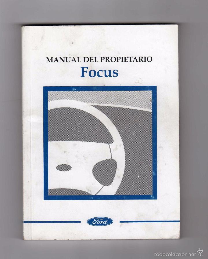 ford focus manual del propietario guia de au comprar cat logos rh todocoleccion net manual usuario ford focus 1999 ford focus manual usuario