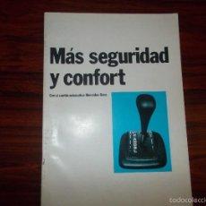 Coches y Motocicletas: MAS SEGURIDAD Y CONFORT CON EL CAMBIO MERCEDES-BENZ. Lote 57530559