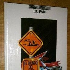 Coches y Motocicletas: EL MUNDO DEL AUTOMÓVIL POR IGNACIO Y JAVIER LEWIN DE ED. EL PAÍS EN MADRID 1989. Lote 57649287