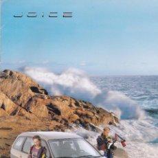 Coches y Motocicletas: CATALOGO KIA MOTORS. JOICE (1999) - EN INGLES -. Lote 57715200