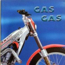 Coches y Motocicletas: CATÁLOGO-PÓSTER GAS GAS.TX 320 - TX 250 - TX 200 - TX 125.. Lote 57734770