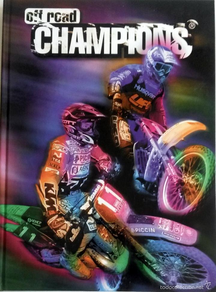 LIBRO - CATÁLOGO CHAMPIONS OFF ROAD.1998. (Coches y Motocicletas Antiguas y Clásicas - Catálogos, Publicidad y Libros de mecánica)