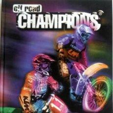Coches y Motocicletas: LIBRO - CATÁLOGO CHAMPIONS OFF ROAD.1998.. Lote 57735574