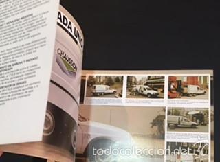 Coches y Motocicletas: Folleto catalogo publicidad original citroen c15.6 c 15 seis puertas - Foto 2 - 57759385