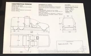 Coches y Motocicletas: Folleto catalogo publicidad original citroen c15.6 c 15 seis puertas - Foto 3 - 57759385