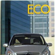 Coches y Motocicletas: REVISTA OFICIAL 'ECO' Nº 38 - ENERO 2006. EDITADA POR DAIMLER CHRYSLER ESPAÑA.. Lote 57906053