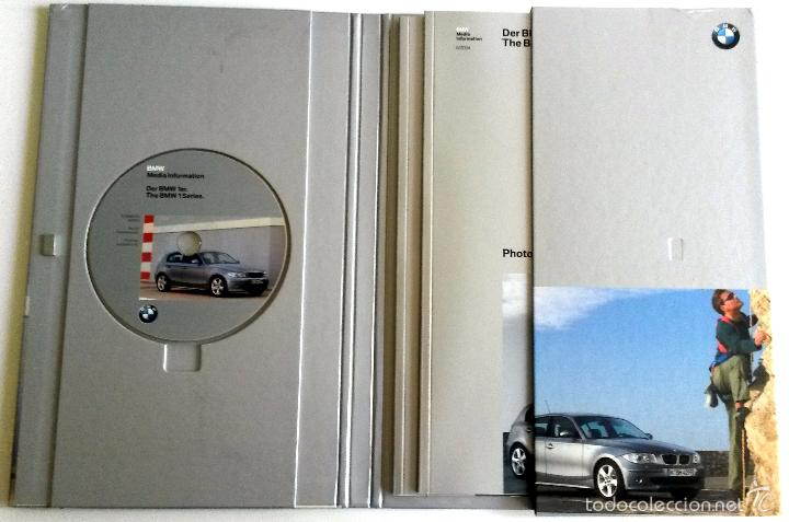 Coches y Motocicletas: DOSSIER PRENSA THE BMW 1 SERIES + CD. - Foto 3 - 58061330