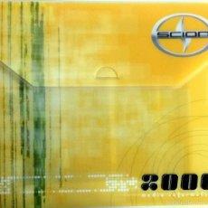 Coches y Motocicletas: DOSSIER PRENSA SCION 2006 + CD.. Lote 58062296