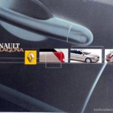 Coches y Motocicletas - MANUAL DE INSTRUCCIONES RENAULT LAGUNA - 2003. - 58135920