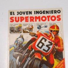 Coches y Motocicletas: EL JOVEN INGENIERO. - SUPERMOTOS. - PHILLIP CHAPMAN. - EDICIONES PLESA SM - 1979. TDK294. Lote 58178059