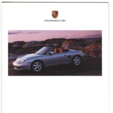Coches y Motocicletas - Folleto Porsche Boxster (1996) - 58287450