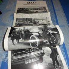 Coches y Motocicletas: CATALOGO AUTO UNION . Lote 58338896