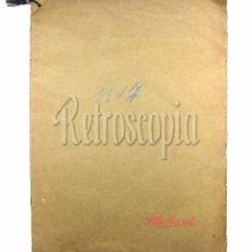 Coches y Motocicletas: FANTASTICO Y ÚNICO CATALOGO DE PUBLICIDAD PACKARD DOCE CILINDROS 1-35 / 1-25 AÑO 1917 EN CASTELLANO. Lote 58486190