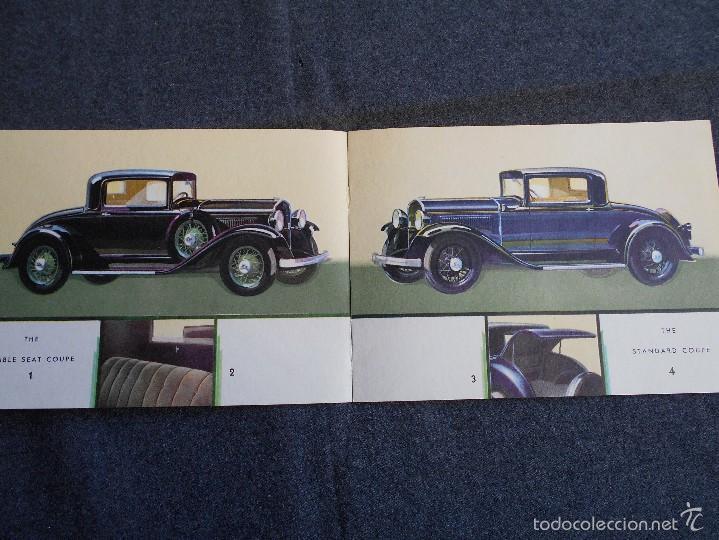 Coches y Motocicletas: The De Soto Six Catálogo impecable estado Todos los modelos Chrysler motors product - Foto 2 - 58504731