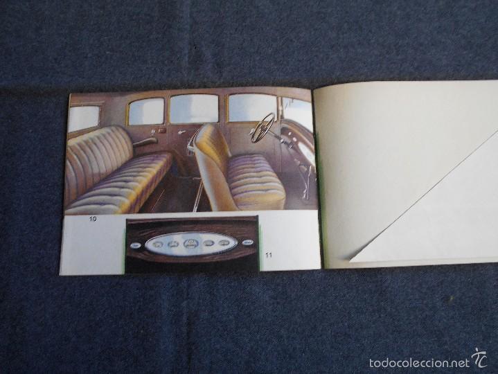 Coches y Motocicletas: The De Soto Six Catálogo impecable estado Todos los modelos Chrysler motors product - Foto 5 - 58504731