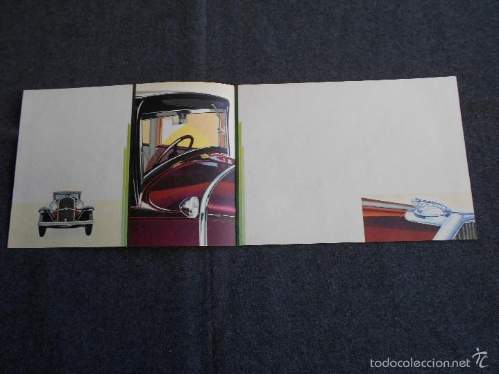 Coches y Motocicletas: The De Soto Six Catálogo impecable estado Todos los modelos Chrysler motors product - Foto 6 - 58504731