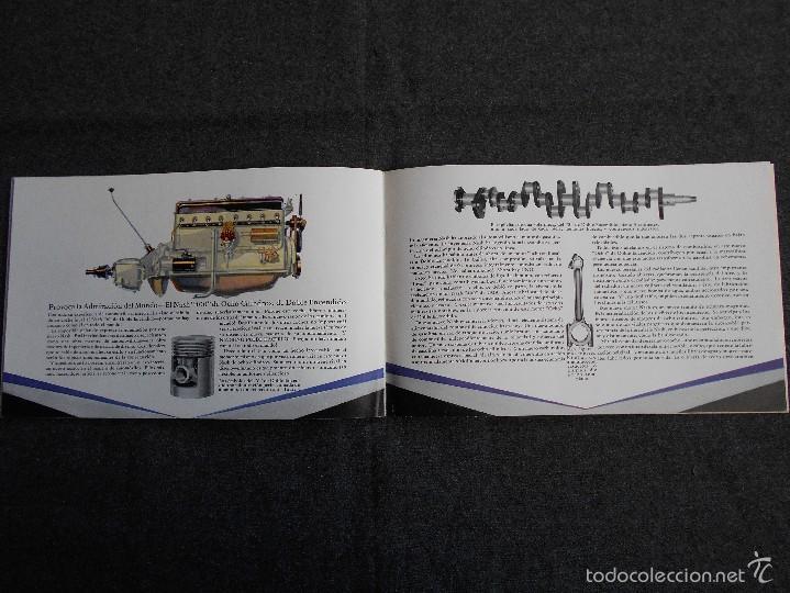 Coches y Motocicletas: Nash 400 año 1930 Lujoso Catálogo de 20 páginas con todos los modelos. Excelente estado. - Foto 10 - 58504993