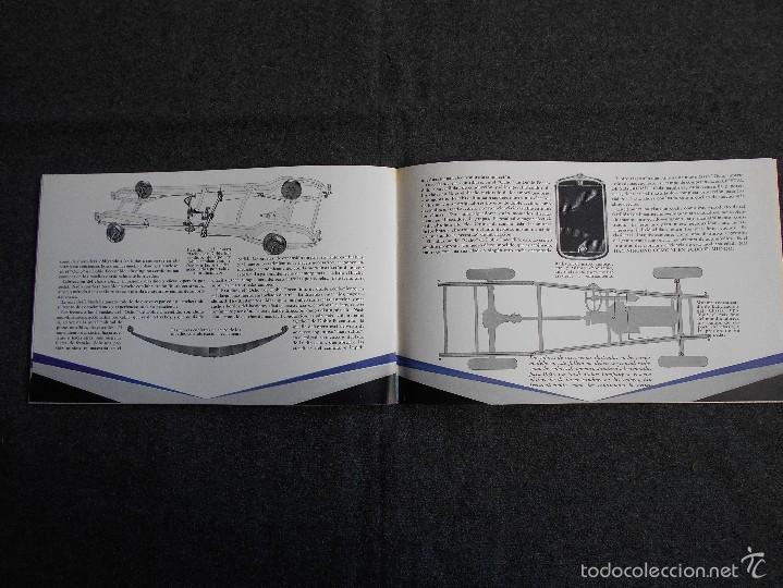 Coches y Motocicletas: Nash 400 año 1930 Lujoso Catálogo de 20 páginas con todos los modelos. Excelente estado. - Foto 11 - 58504993