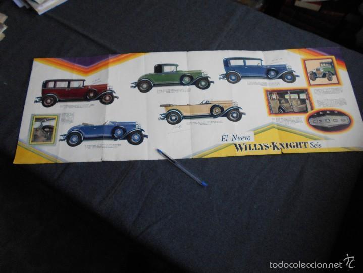 Coches y Motocicletas: Willys Knight seis Catálogo - Foto 2 - 58514127