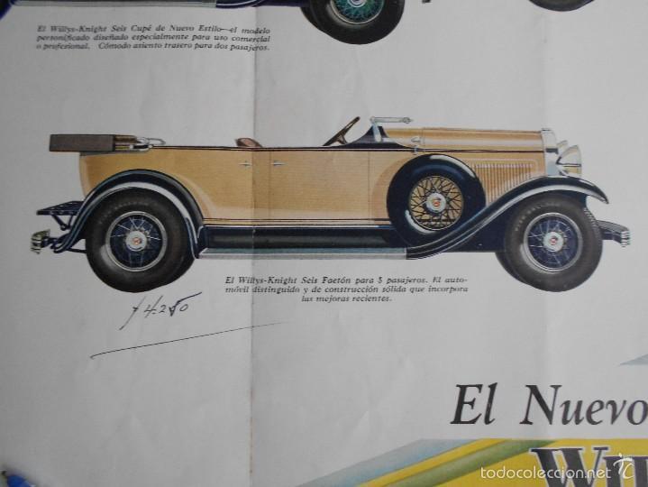 Coches y Motocicletas: Willys Knight seis Catálogo - Foto 6 - 58514127