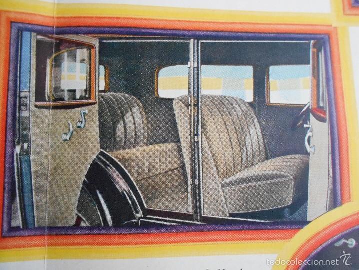 Coches y Motocicletas: Willys Knight seis Catálogo - Foto 7 - 58514127