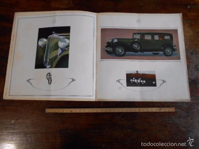 Coches y Motocicletas: chrysler imperial eight 8 - Foto 3 - 58567657