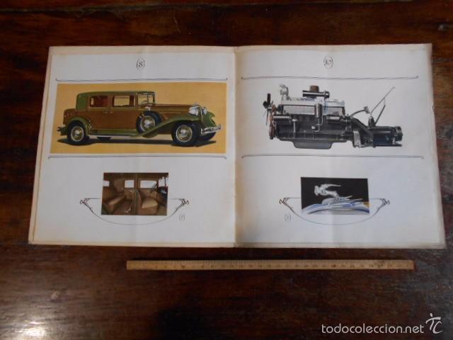 Coches y Motocicletas: chrysler imperial eight 8 - Foto 5 - 58567657