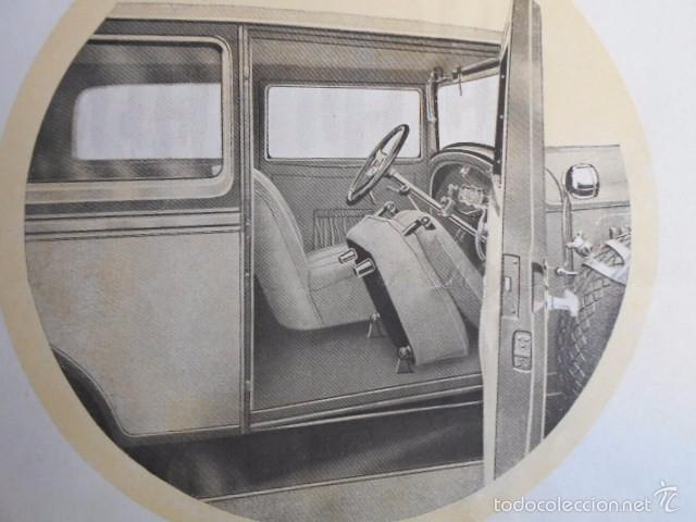 Coches y Motocicletas: dodge brothers. catálogo con buenas fotos con sus características mecánica y confort interior. - Foto 7 - 58585858
