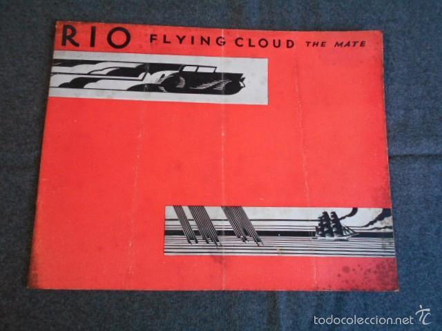 Coches y Motocicletas: rio fying cloud catálogo 1929 todos los modelos de coches y lista de precios Buenos Aires - Foto 2 - 58587959