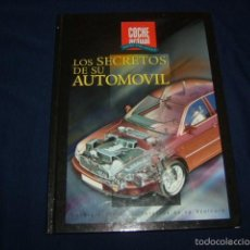 Automobili e Motociclette: LOS SECRETOS DE SU AUTOMOVIL. Lote 58612607