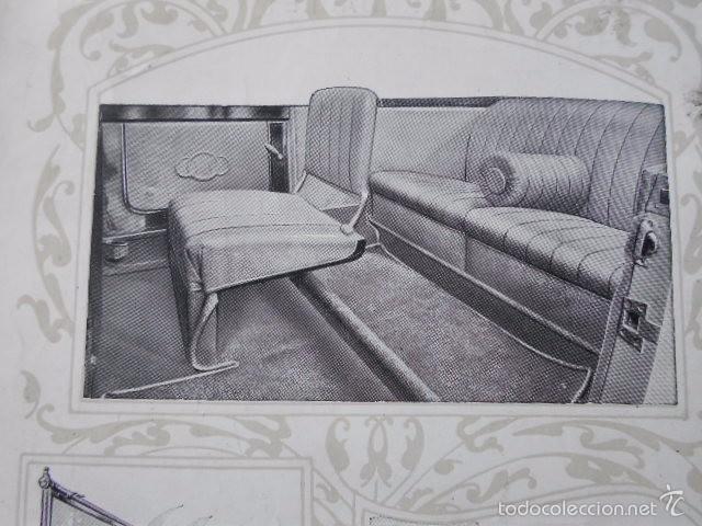 Coches y Motocicletas: fiat 512 1927 Catálogo Desplegable En Póster. En castellano - Foto 7 - 58617653