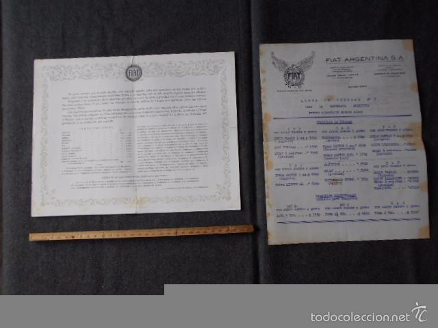 Coches y Motocicletas: fiat 512 1927 Catálogo Desplegable En Póster. En castellano - Foto 13 - 58617653