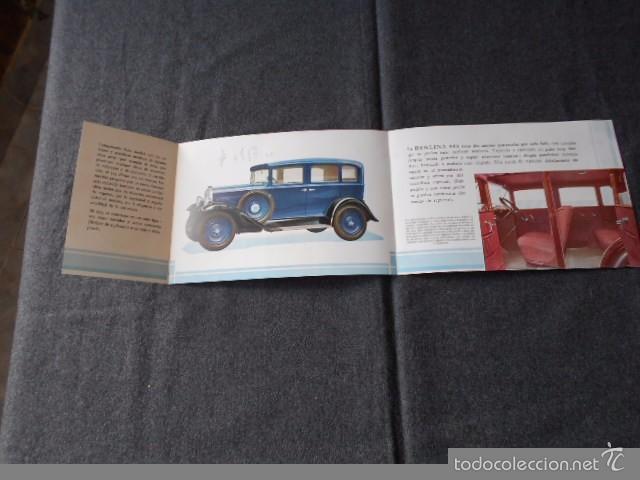 Coches y Motocicletas: fiat 515 Muy lindo Catálogo. En castellano, excelente. - Foto 4 - 58617656